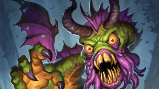 We're only a day into the new Hearthstone expansion, The Witchwood, and already people are calling for Shudderwock's ugly head.