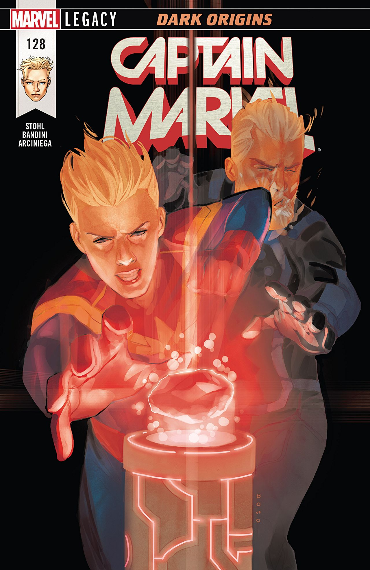 'The Mighty Captain Marvel Vol. 3: Dark Origins' review: Delightful and infectiously entertaining
