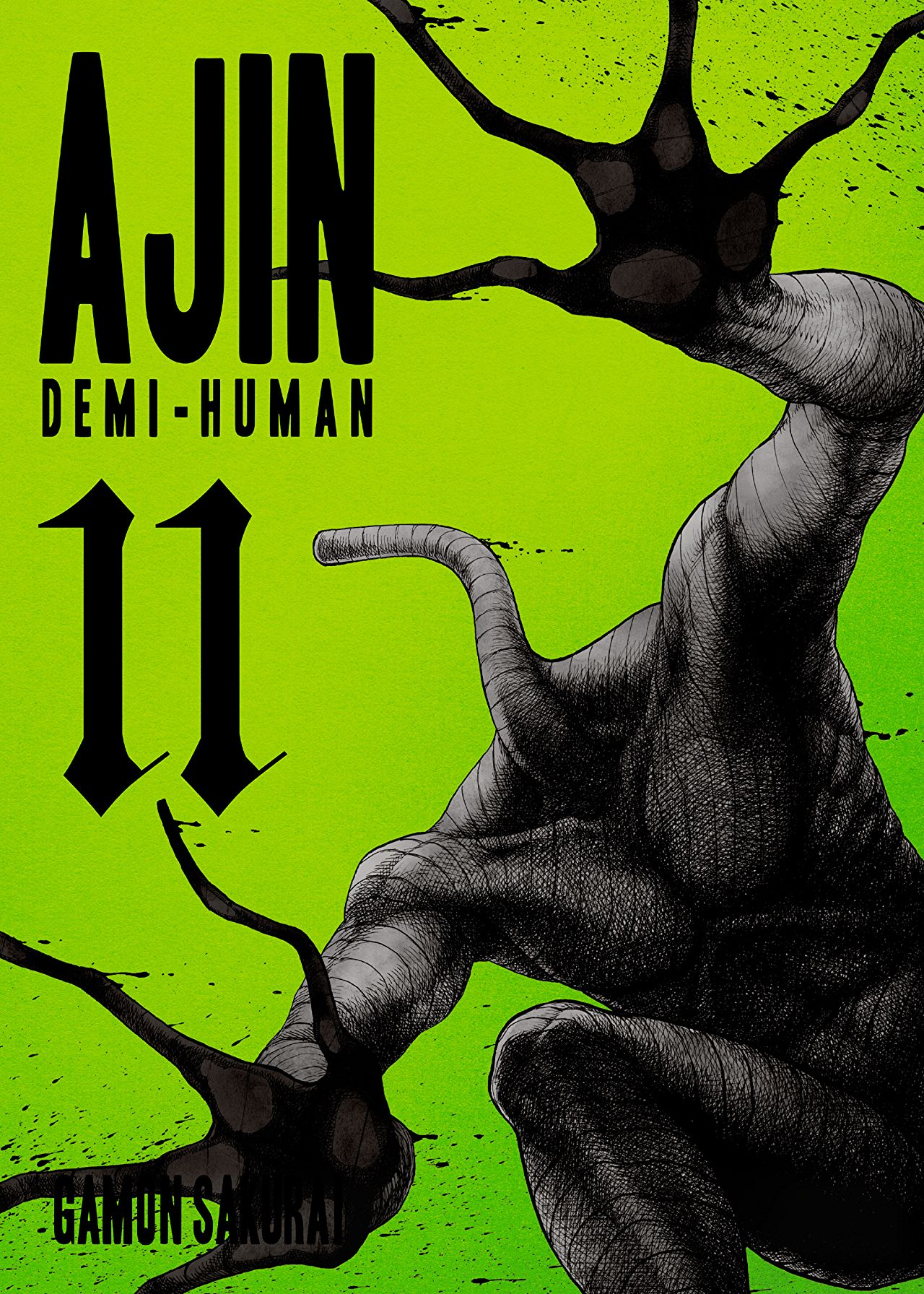 Ajin: Demi-Human Vol. 11 Review
