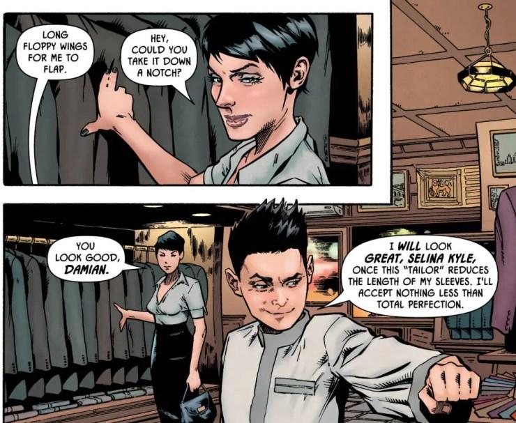 Batman: Prelude to the Wedding: Robin vs. Ra's Al Ghul #1 Review