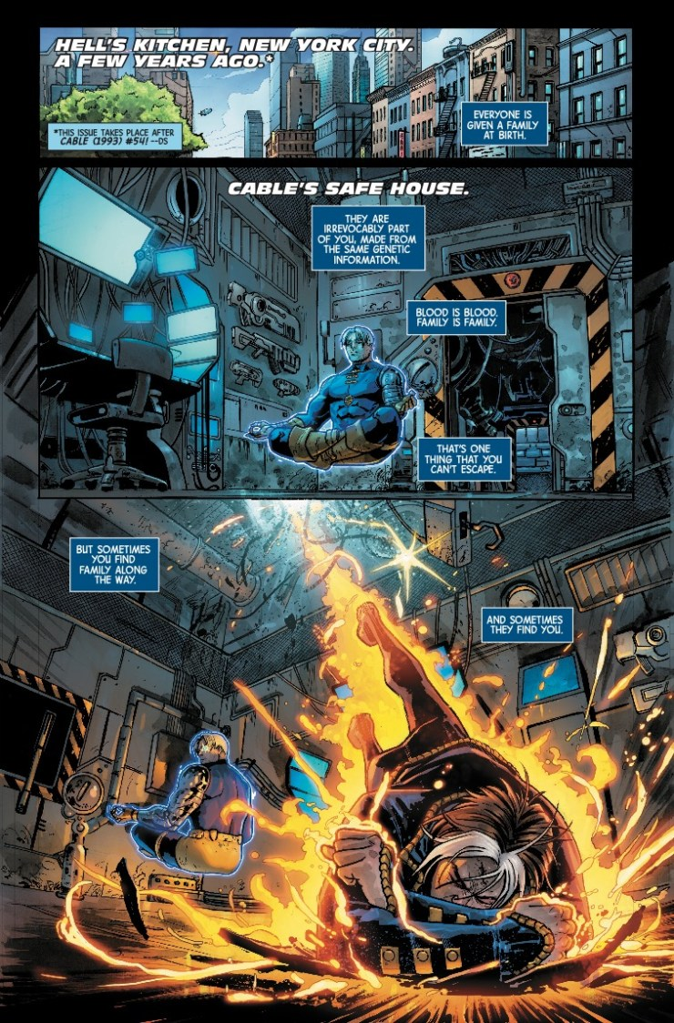 Cable #157 Review