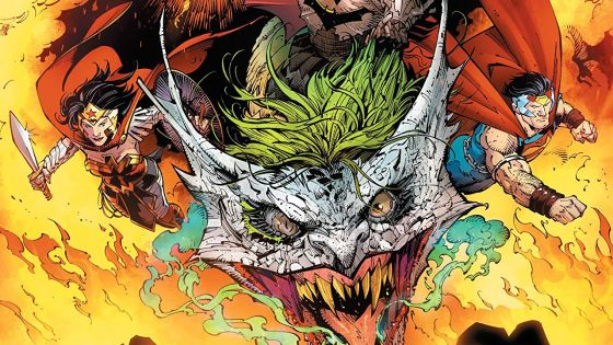 'Dark Nights: Metal' is wildly unique, but falls victim to typical event-comic problems
