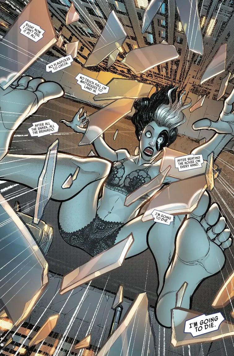 Domino Vol. 1: Killer Instinct review: Fleshing out a fan-favorite
