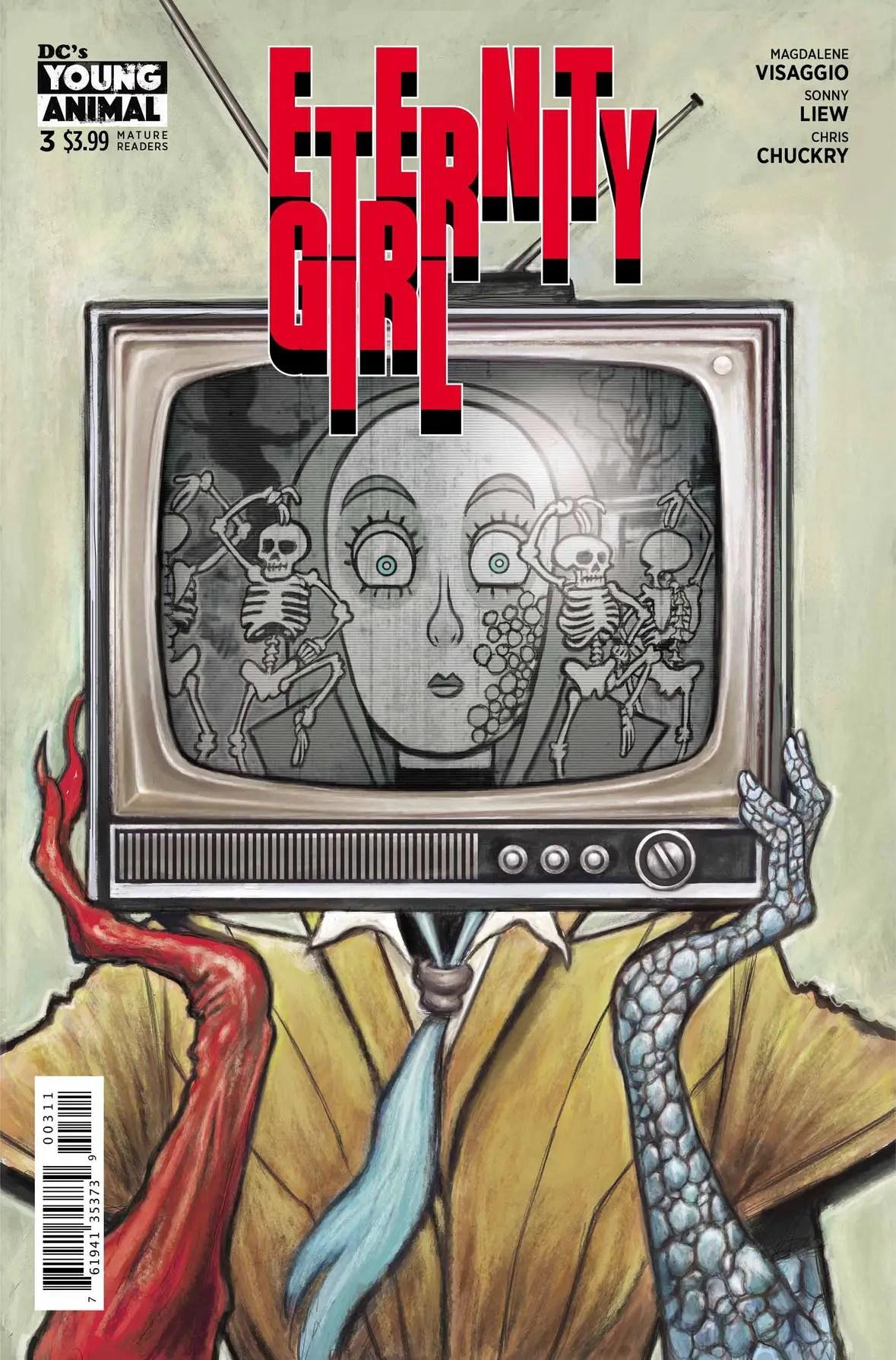 Eternity Girl #3 Review