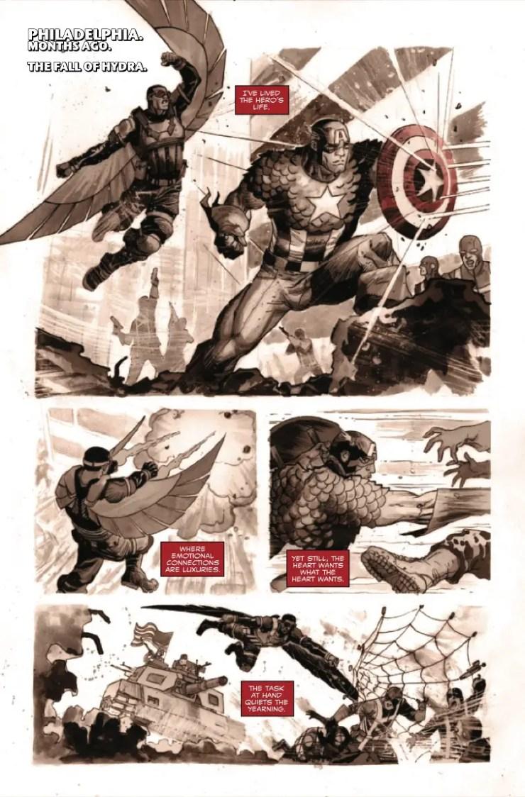 Marvel Preview: Falcon #8