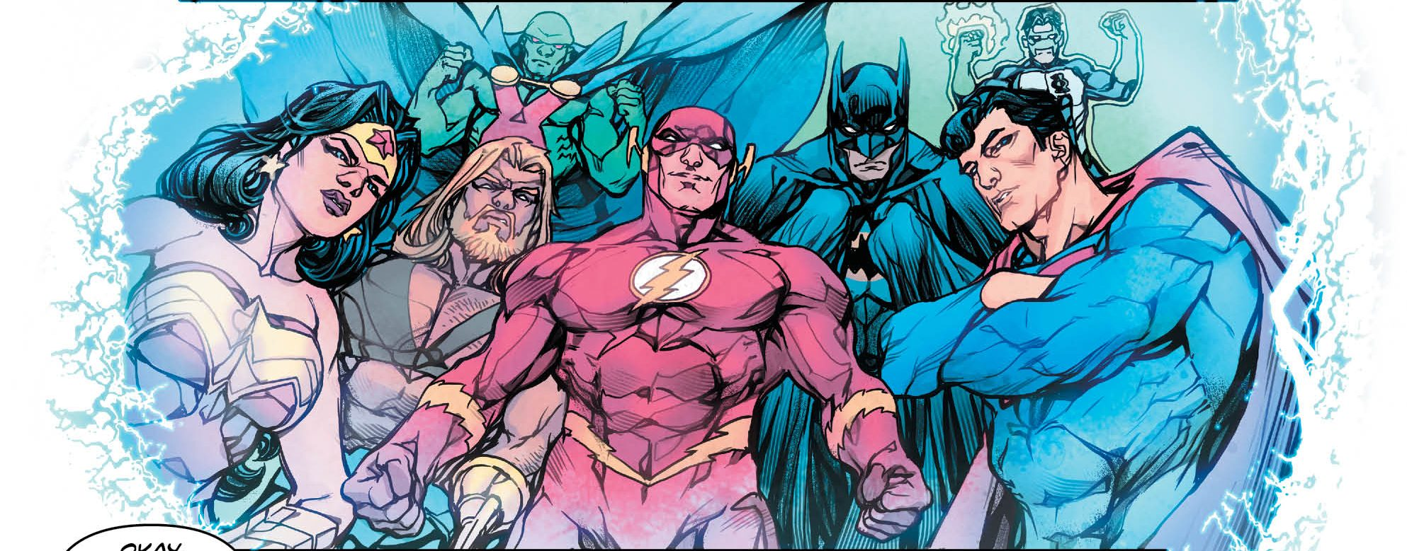 The Flash #47 Review: Flash War starts here!
