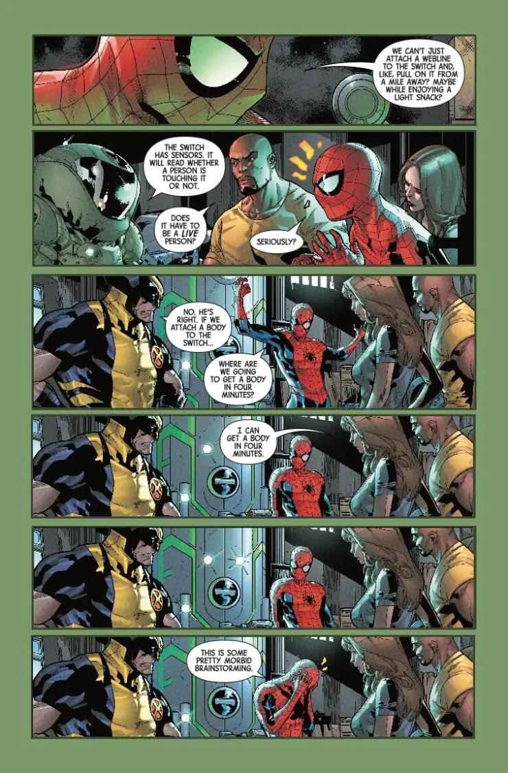 Hunt for Wolverine: Adamantium Agenda #1 Review