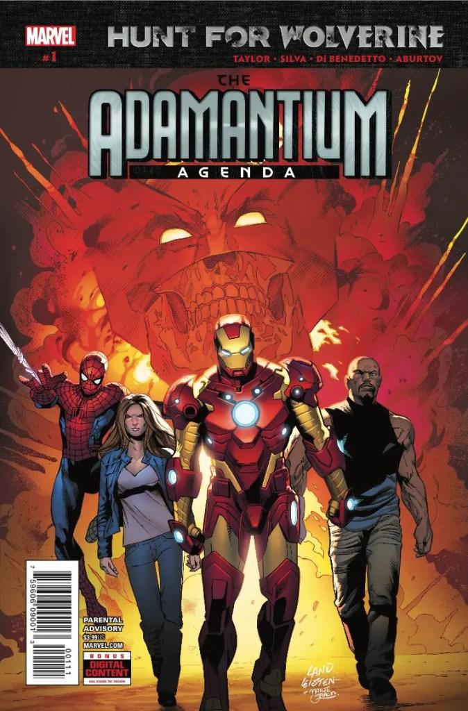 Marvel Preview: Hunt For Wolverine: Adamantium Agenda #1