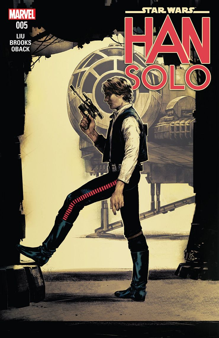 We share our favorite Han Solo covers ever.
