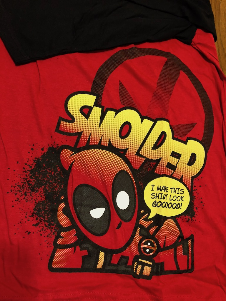 """Unboxing/Review: May 2018 Deadpool """"Role Models?"""" Loot Crate DX"""