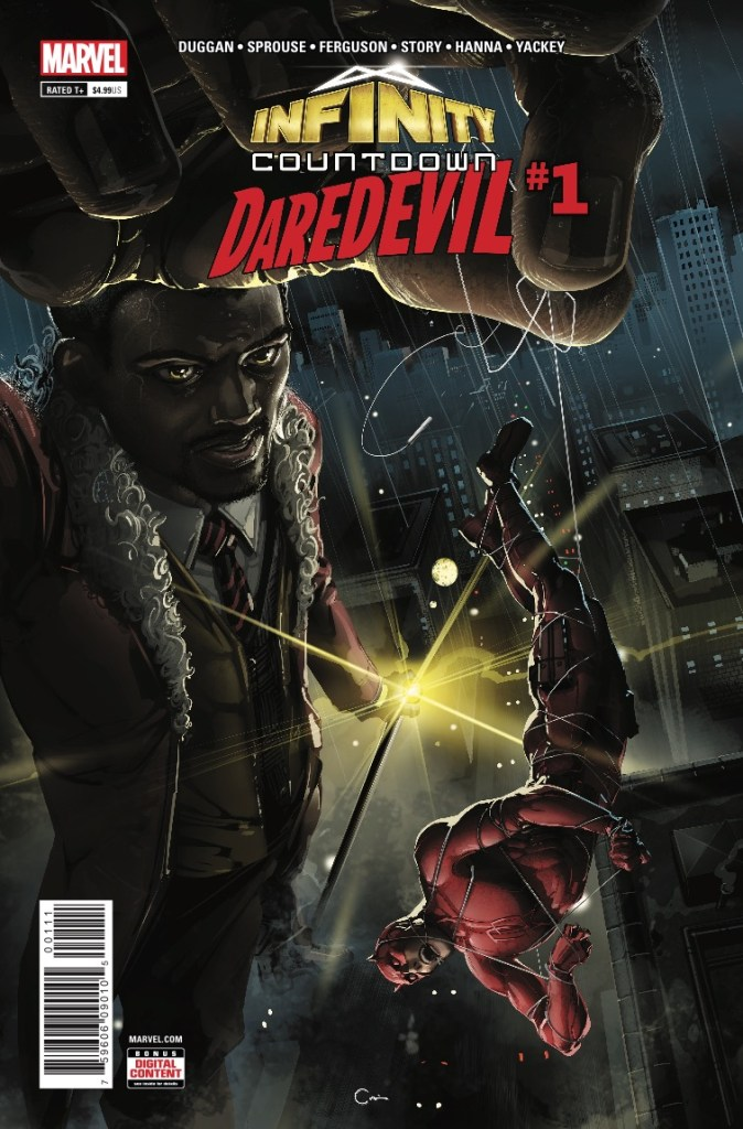 Marvel Preview: Infinity Countdown: Daredevil #1