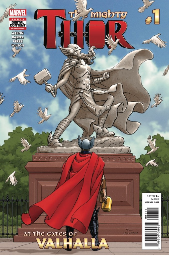 Marvel Preview: The Mighty Thor: At the Gates of Valhalla #1