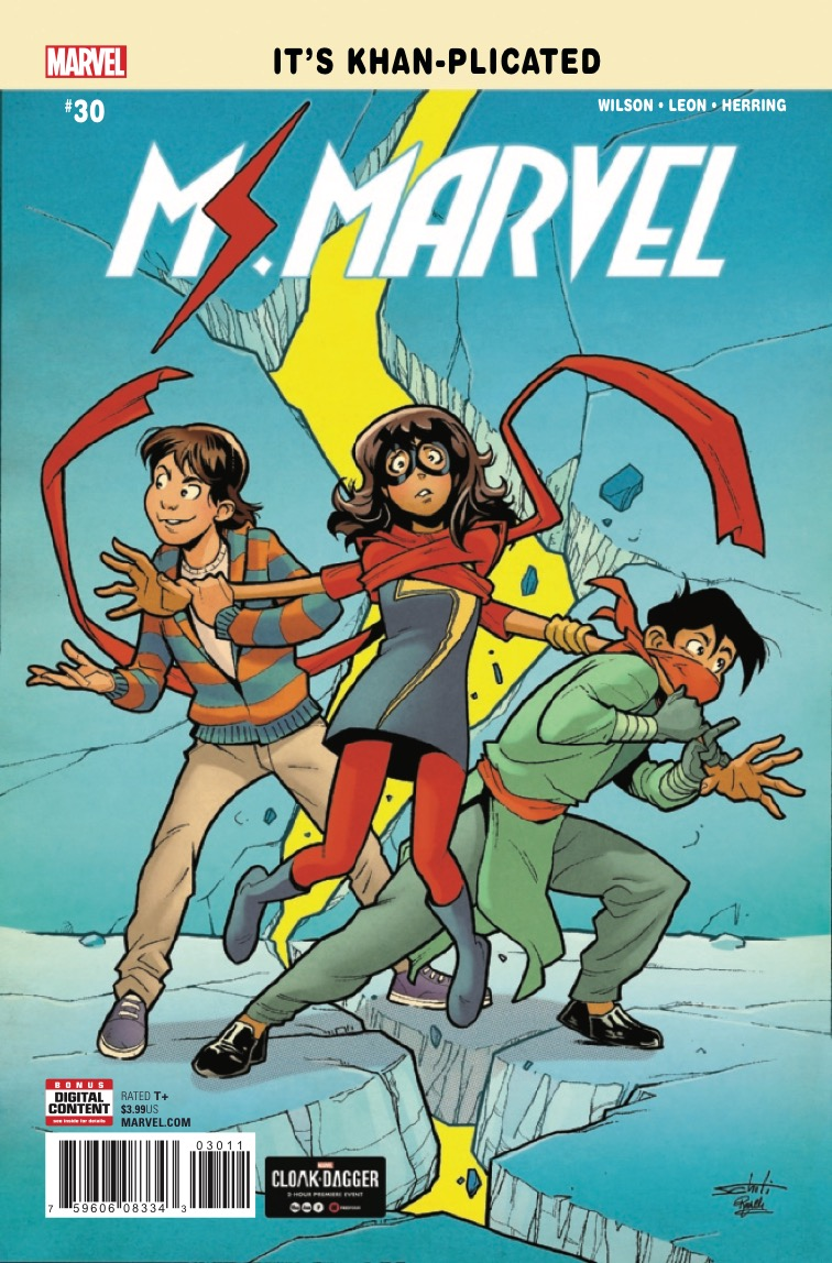 Ms. Marvel #30 Review