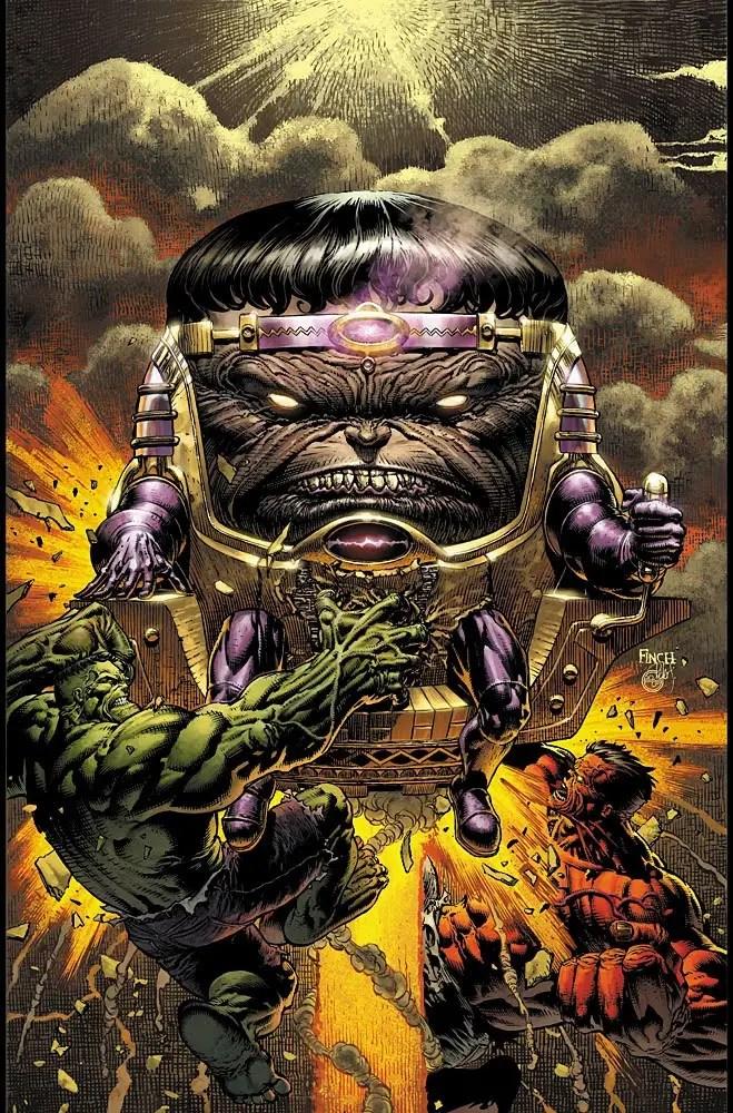 Official solicit for Marvel Legendary: World War Hulk revealed