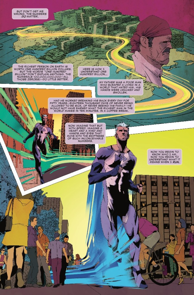 Marvel Preview: Quicksilver: No Surrender #1