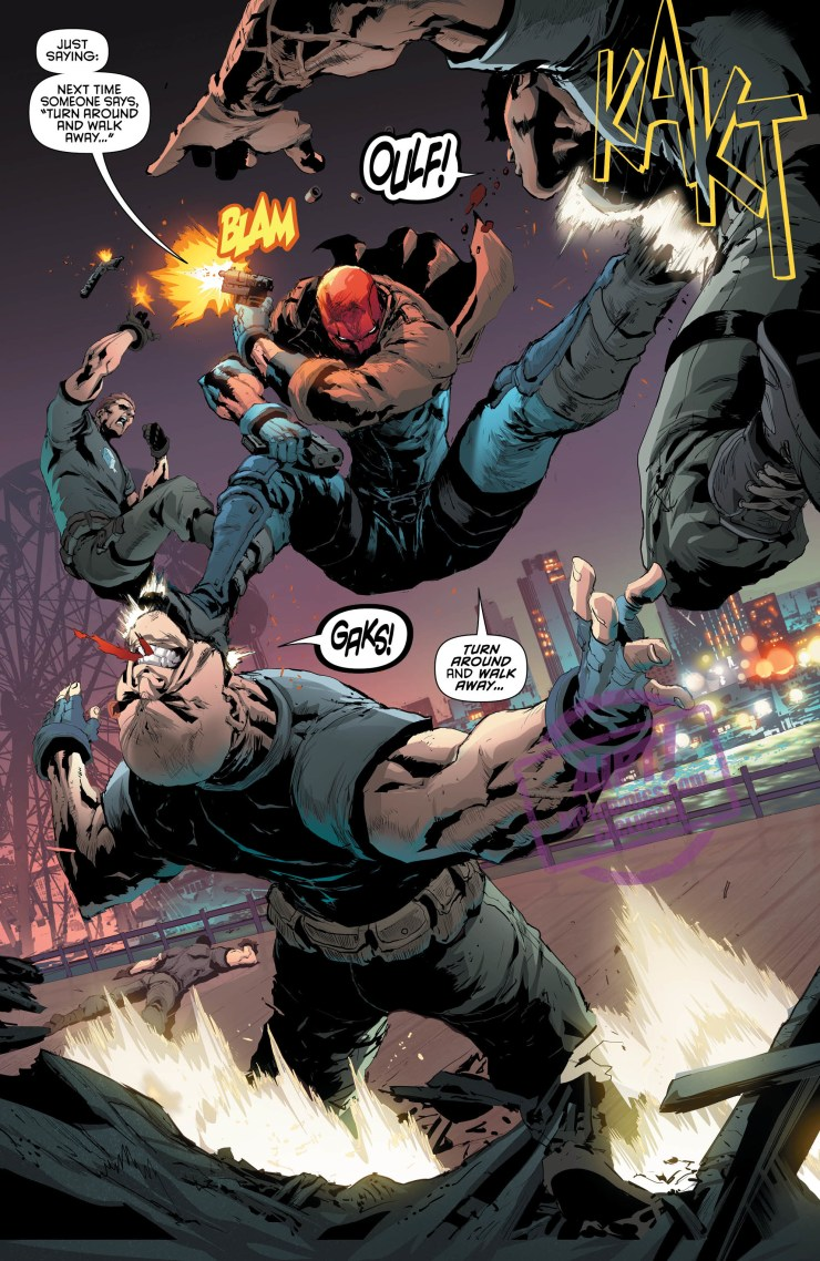Red Hood and the Outlaws #22: An emotionally wrought setup that redefines the entire arc