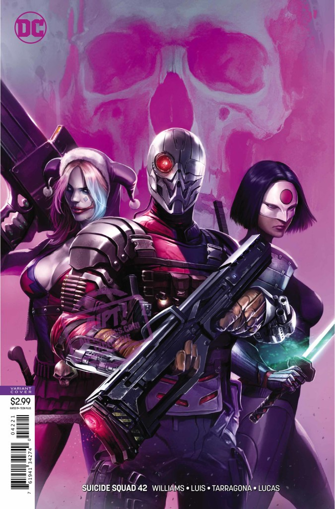[EXCLUSIVE] DC Preview: Suicide Squad #42