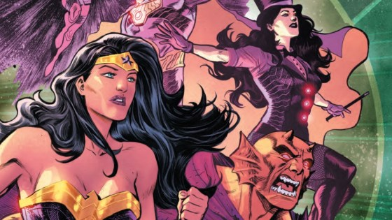 Justice League: No Justice #3 Review