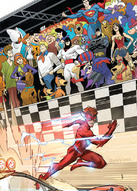 The Flash/Speed Buggy Special #1 Review