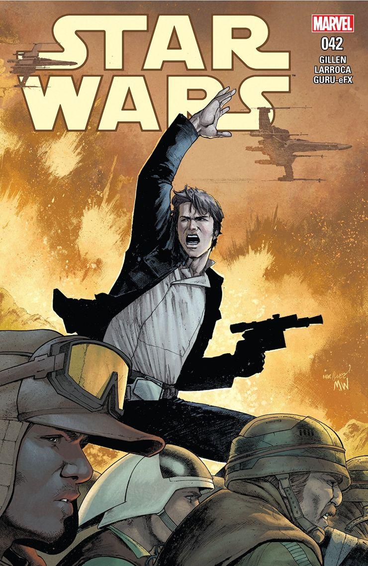 Judging by the Cover - Our favorite Han Solo covers of all time