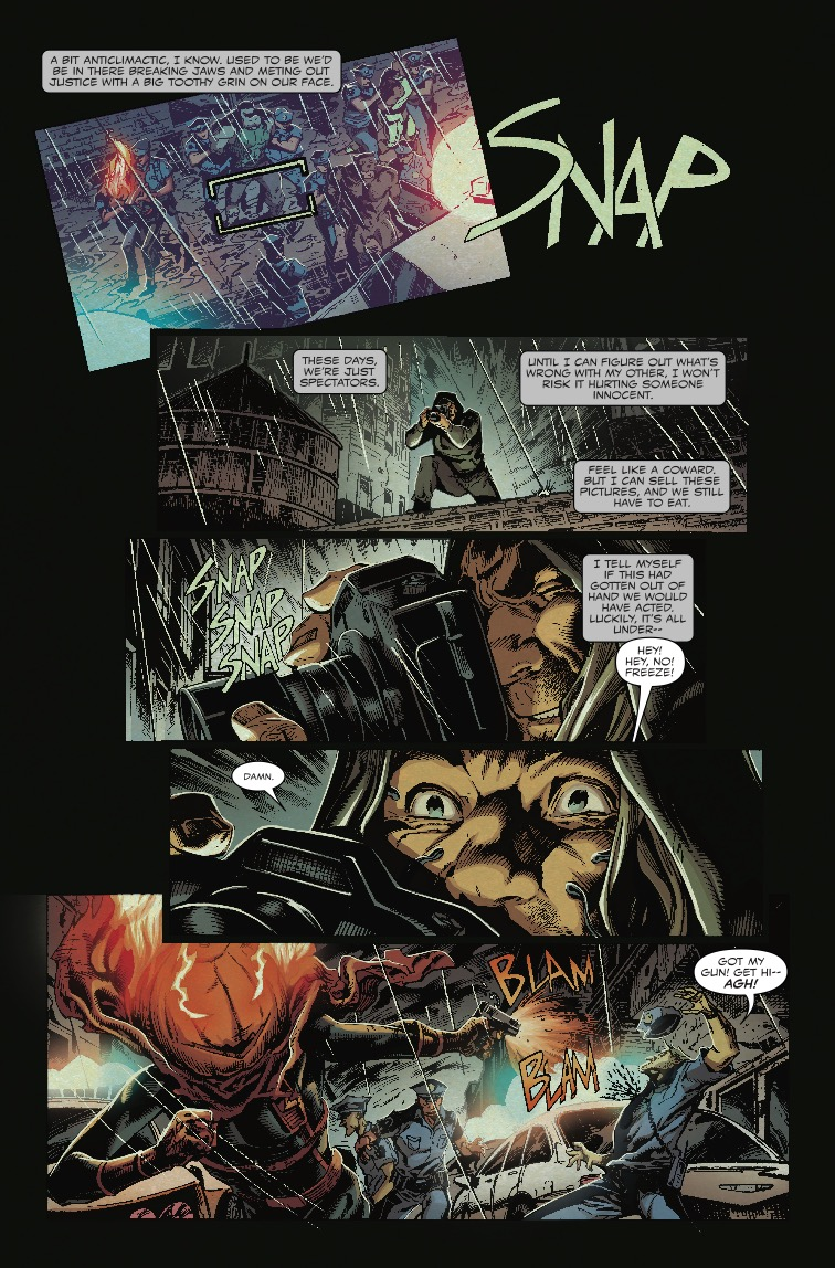 Venom #1 review: All-new, all-different, and incredibly exciting