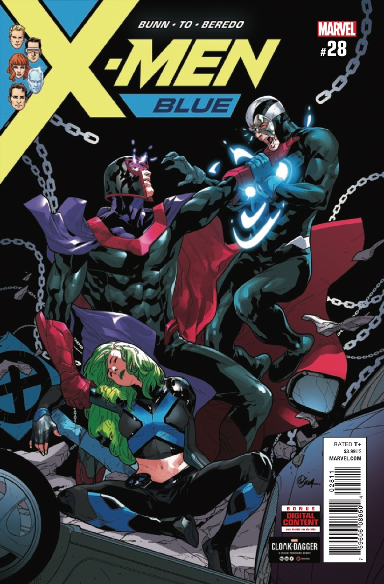 X-Men Blue #28 review