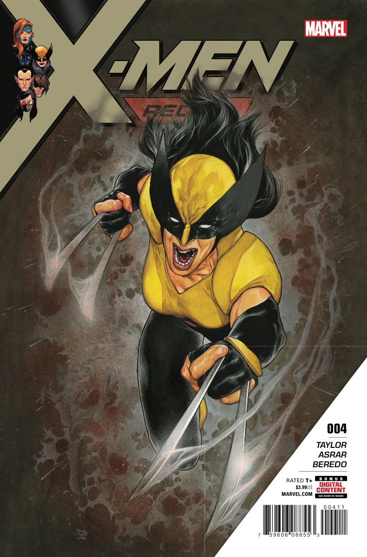 X-Men Red #4 review