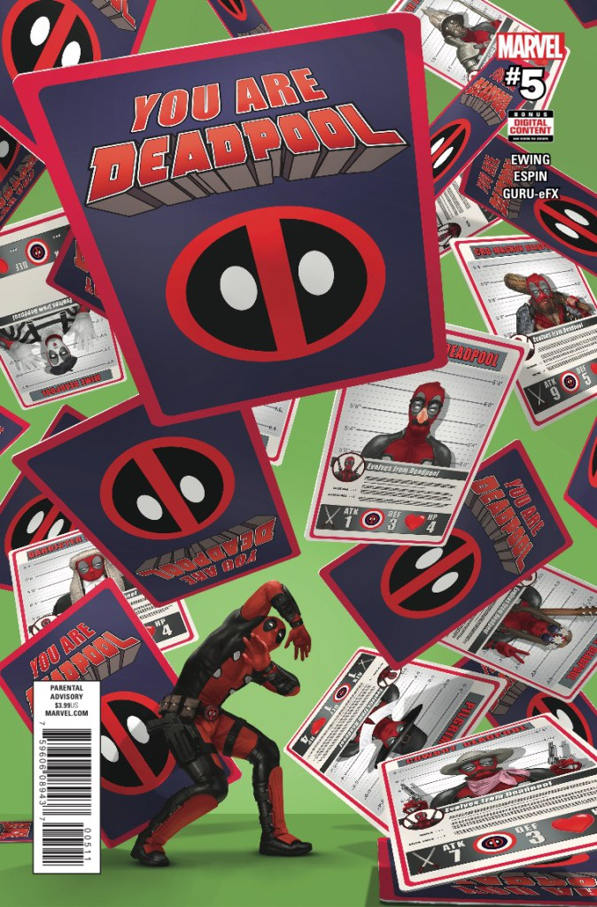 You Are Deadpool #5 Review