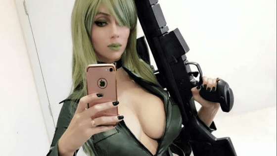 A showcase of Adami Langley's finest comic book/video game cosplay.