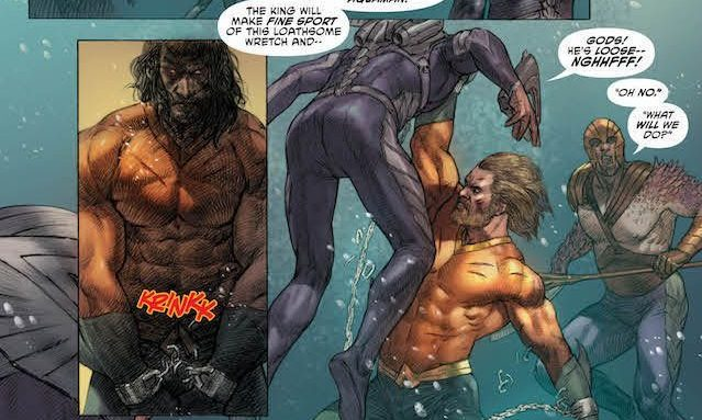 Aquaman #36 Review