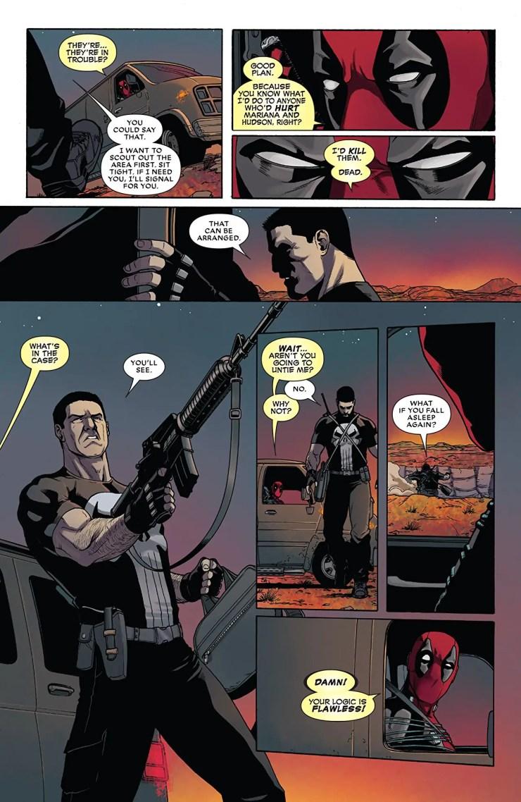 'Deadpool Classic Vol. 22: Murder Most Fowl' review: Nonsensically fun