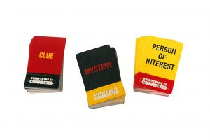 Dirk Gently's Holistic Detective Agency: Everything Is Connected Party Card Game