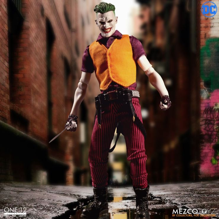 The One:12 Collective The Joker: Prince of Crime Edition