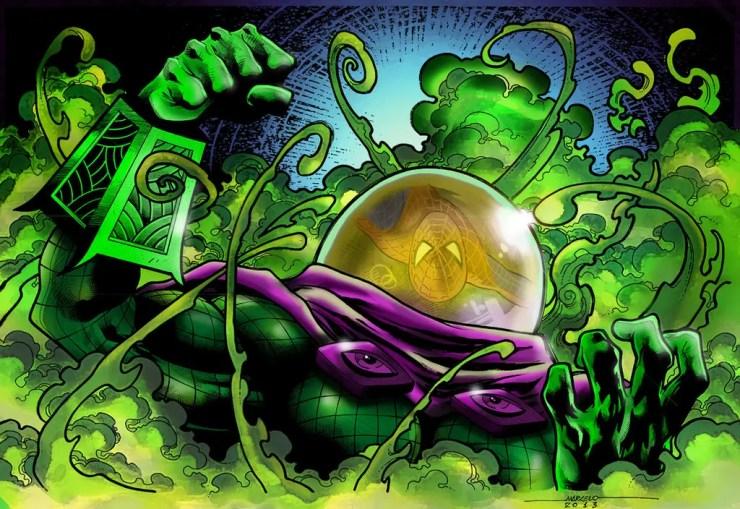 Rumor: Jake Gyllenhaal in talks to star as Mysterio in Spider-Man: Homecoming sequel