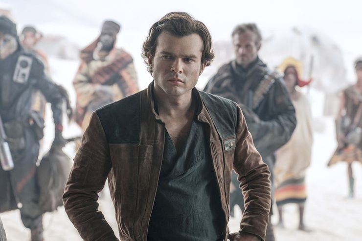 Dear Star Wars fans: Stop pretending you don't want to see Solo