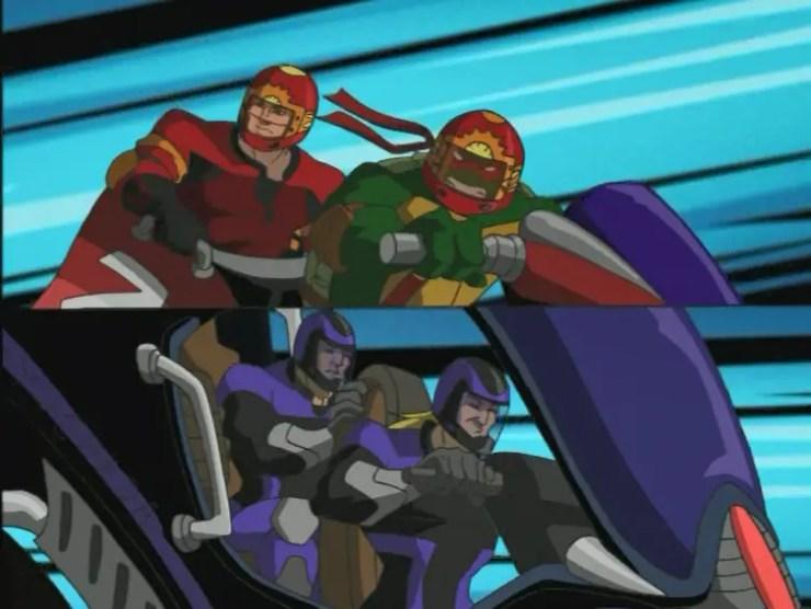 Teenage Mutant Ninja Turtles (2003) Season 3, Part 4 review
