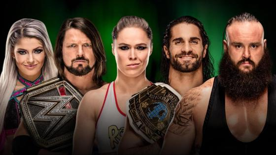 Poor Taste Wrestling podcast episode 4: Money in the Bank predictions