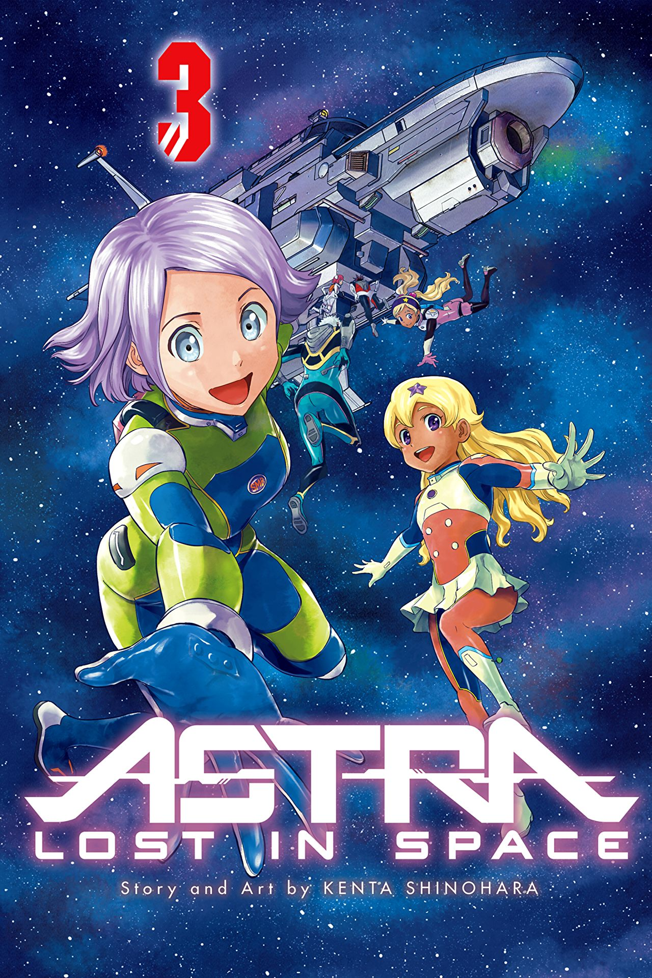 Astra Lost in Space Vol. 3 Review