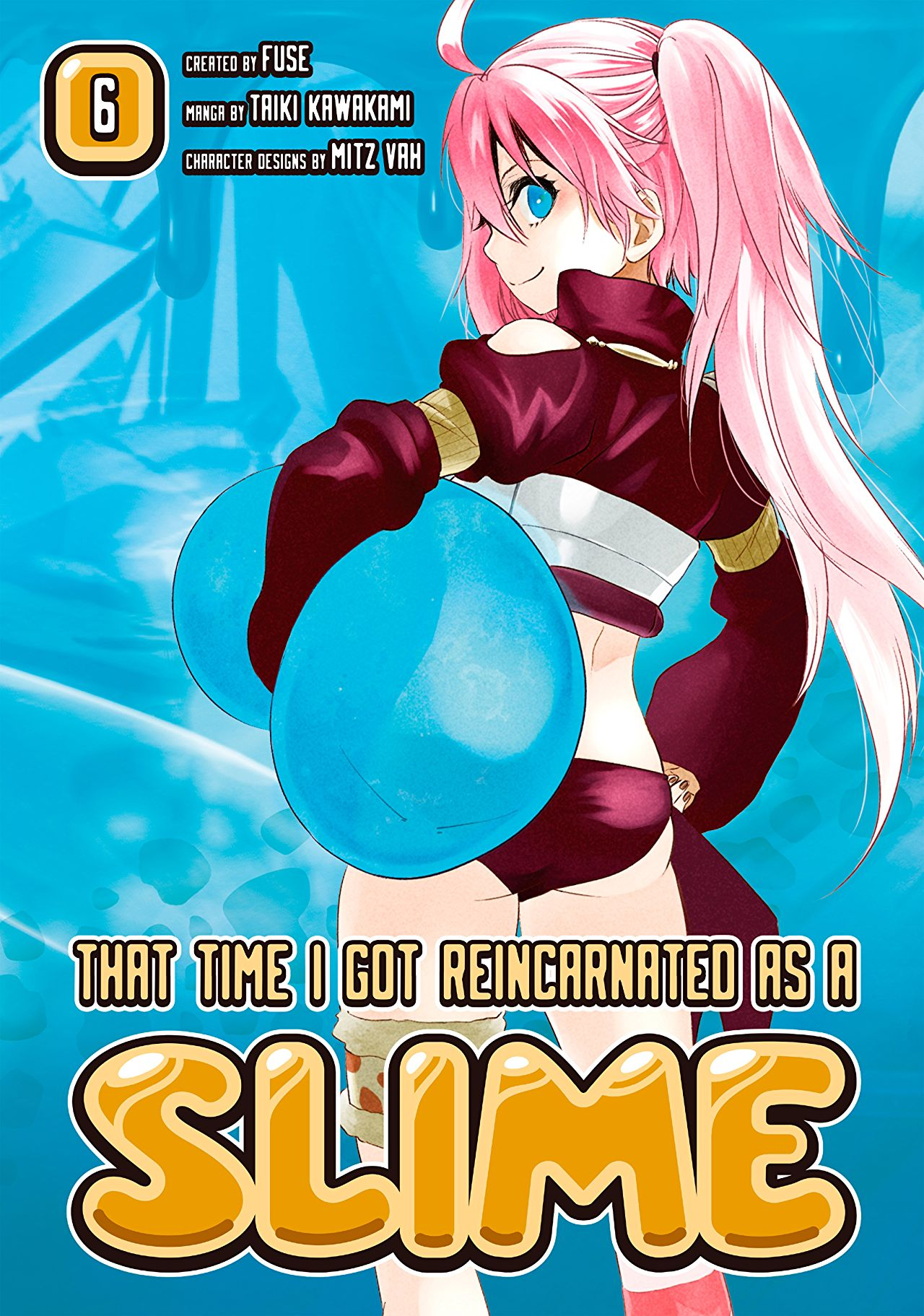 That Time I Got Reincarnated as a Slime Volume 6 Review