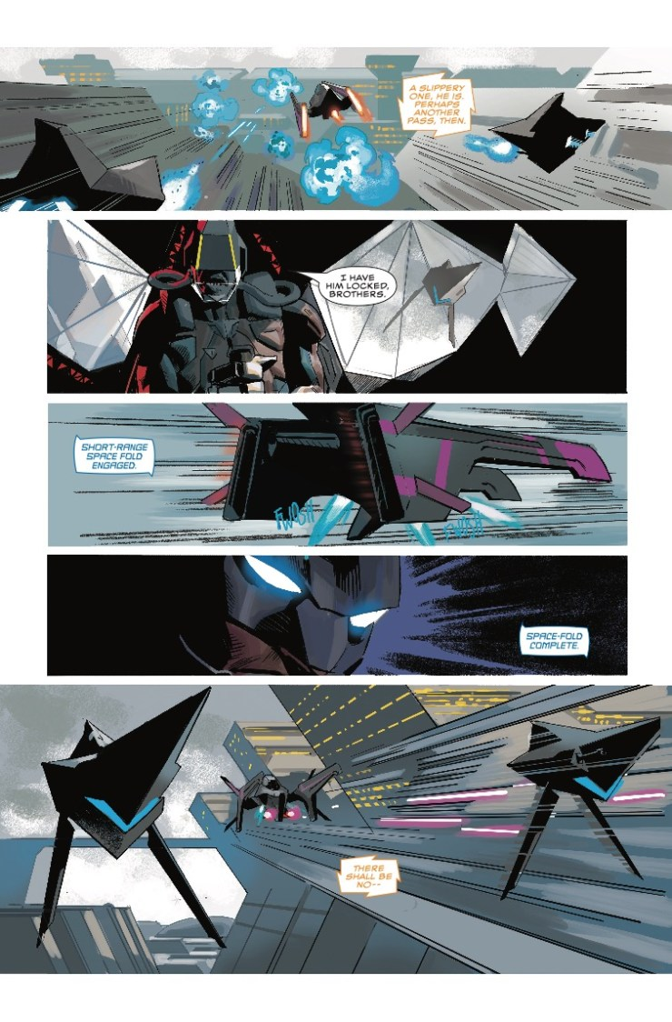 Marvel Preview: Black Panther #2