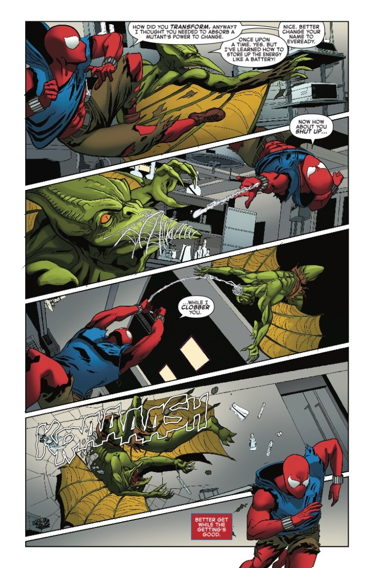 Marvel Preview: Ben Reilly: The Scarlet Spider #21