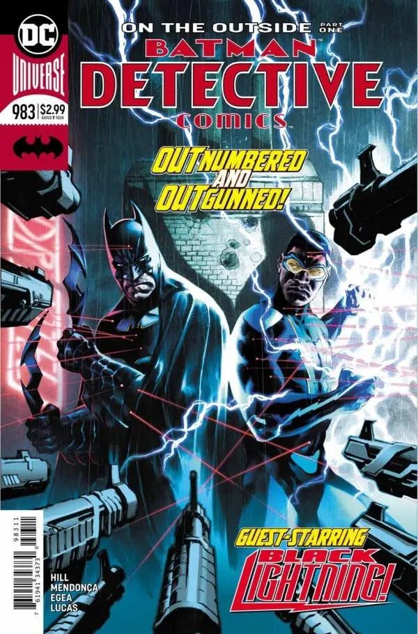 Detective Comics #983 Review