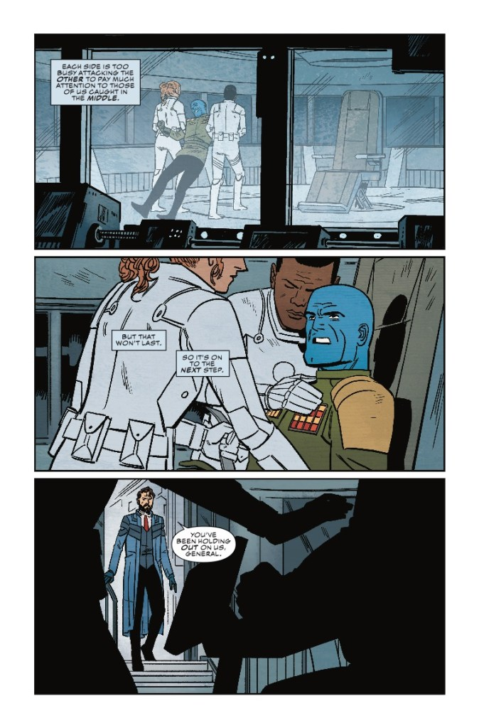 Marvel Preview: Captain America #704