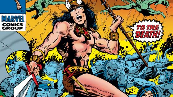 First Look: Conan the Barbarian: The Original Marvel Years Omnibus arrives January 2019
