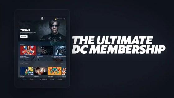 DC announces DC Universe, a digital subscription service including TV, movies and comics