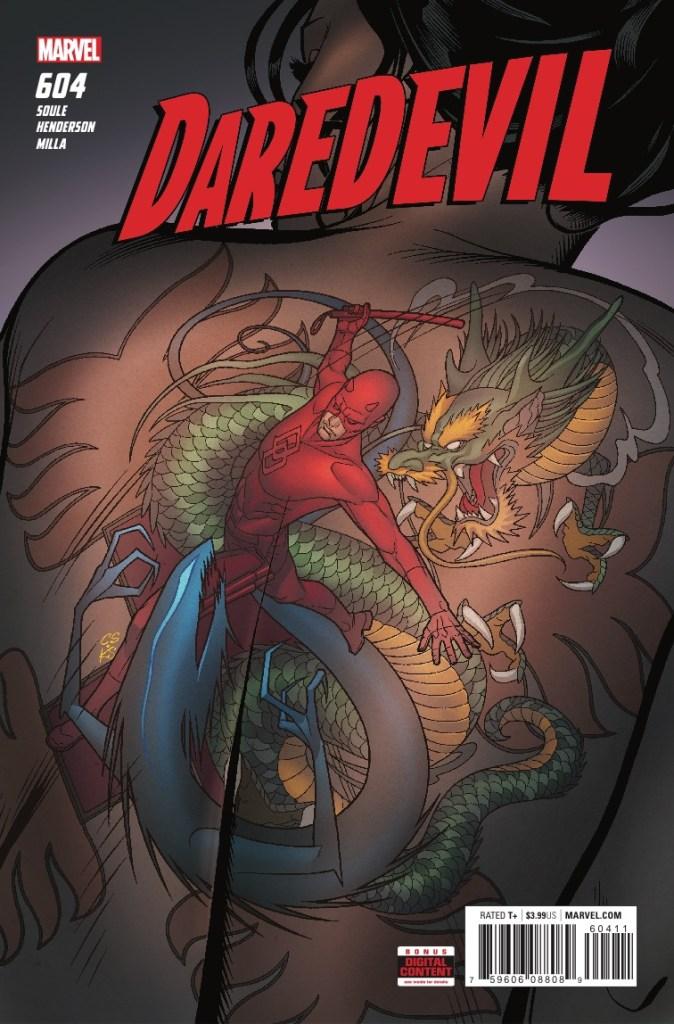 Marvel Preview: Daredevil #604