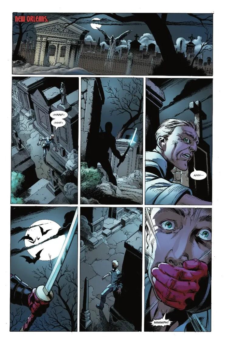 Marvel Preview: Deadpool: Assassin #2
