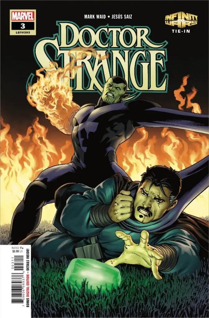 Marvel Preview: Doctor Strange #3