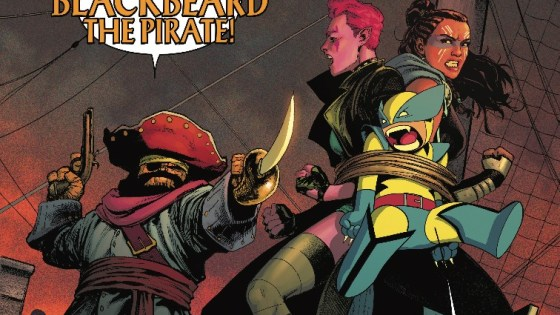 Marvel Preview: Exiles #4