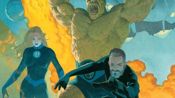 Celebrate the Fantastic Four at midnight release launch parties